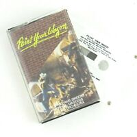 Paint Your Wagon Soundtrack Cassette Rita Williams Singer Paul Masters Orchestra