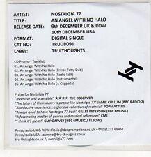 (EP297) Nostalgia 77, An Angel With No Halo - 2013 DJ CD