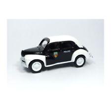 "Norev 319251 Renault 4 "" Police "" Blanc/Noir - Multigam Classique 1:54 Neu !°"