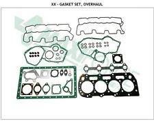 Gasket Set Overhaul,Caterpillar C2.2T,3024T,247B 257B CAT216B 242B Skidsteer