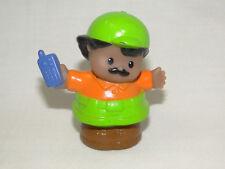 Fisher Price Little People Figur - Mann mit Handy