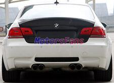 CSL Style Real Carbon Fiber Trunk BMW 3-Series E92 Coupe 320 328 335 M3 2D B079