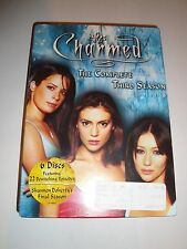 BRAND NEW Charmed - The Complete Third Season DVD, 2005, 6-Disc BOX Set SEALED