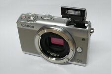 Canon EOS m100 carcasa/body gris B-Ware distribuidores m 100