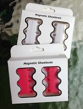 Magnetic shoe closures, high quality, two sizes, multiple colours, free postage