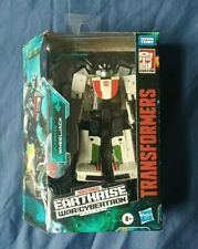 Transformers Earthrise Wheeljack War for Cybertron Deluxe Collector Owned