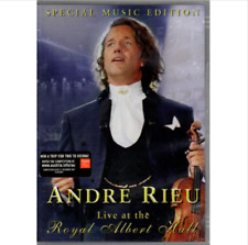 ANDRE RIEU: Live at the Royal Albert Hall DVD  plus Booklet