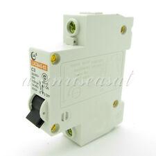 Mini Circuit Breaker 1 Pole 3A 400V C3 DZ47-63 LXCM45-63 Overload Protection