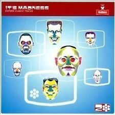 IT'S MADNESS 16 CLASSIC TRACKS CD NEU B-SEITEN D685