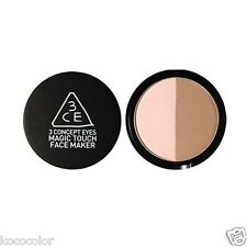 [3CE] 3 CONCEPT EYES Magic Touch Face Maker PINK