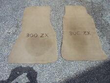 1984-1989 nissan 300zx floor mats