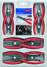 Knipex 8pc Snap Ring Plier Set Internal External Circlip 90 Right Angle 002004SB