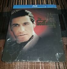 The Godfather Part II 2 (Blu-ray Disc, SteelBook) BRAND NEW