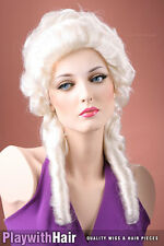 Renaissance Curls Beehive Updo Wig - COLOUR CHOICES!