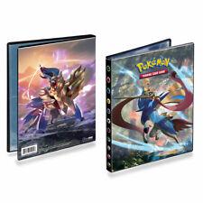 Pokemon Sammelalbum UP 4 Pocket Portfolio Schild und Schwert 80 Karten NEU/OVP