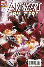 Avengers Invaders #4 (NM)`08 Ross/Krueger/Sadowski