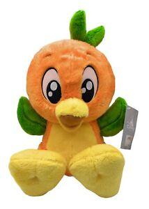 "Disney Parks Orange Bird Big Feet 10"" Plush Medium Doll Soft Scented - NEW"