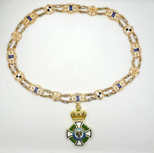 German House Order of Hohenzollern without Swords collar chain