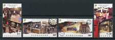 Singapore 2017 MNH General Post Office 4v Set Architecture Postal Service Stamps
