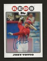 2019 Topps Update JOEY VOTTO Iconic Card Reprint AUTO 1/10 Autograph REDS