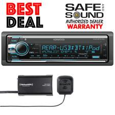 New listing Kenwood Kdc-Bt572U Am Fm Cd Usb Stereo Bluetooth Kdcbt572U + Sxv300
