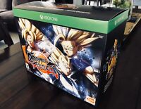 DragonBall FighterZ XBOX ONE Collector's Limited Edition (BOX ONLY) DBZ Super