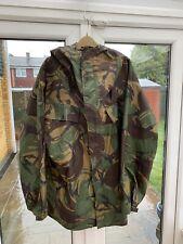 BRITISH ARMY DPM CAMO waterproof SMOCK coat JACKET 180/110  X Large XL
