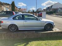 BMW E46 320cd M Sport Coupe 2005 - Lowest Mileage on Ebay - no rust!