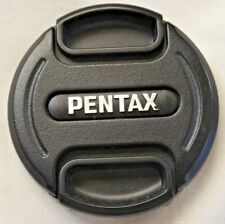 Genuine Pentax 52mm  Centre Grip Lens Cap Protection Cover      B1