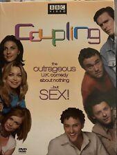 Coupling - The Collection (DVD, 2005, 7-Disc Set) Jack Davenport