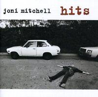 JONI MITCHELL HITS REMASTERED HDCD CD NEW unsealed