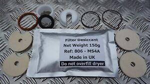 Mercedes W212 Wabco Air Compressor Piston Seal & Air Dryer Repair Kit 2010-2018
