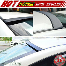 2008-2014 NEW Dodge Avenger Sedan Roof Window Visor Spoiler F-Style