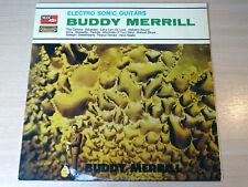 Buddy Merrill/Electro Sonic Guitars/1969 Mode Serie LP/German Issue