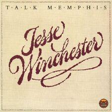 JESSE WINCHESTER ~TALK  MEMPHIS ~ NEW SEALED CD ALBUM ~ PLUS BONUS TRACKS