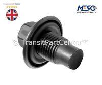 Motor Cárter de Aceite Tapón drenaje y junta FORD TRANSIT MK6 2.0 2.3 2.4