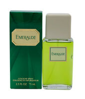 Emeraude by Coty 2.5 oz Cologne Spray for Women New in Box
