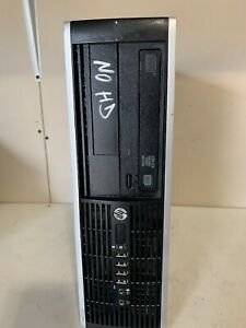 HP Compaq 8200 Elite SFF Intel Core i5-2400/2500 8 GB RAM  500GB HDD w/LINUX