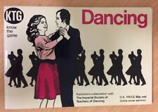 Dancing - KTG (Know the Game) 1978 EP Publishing Limited. Vintage Retro Rare