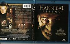 Hannibal Rising (bluray)  Gaspard Ulliel Peter Webber