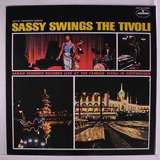 SARAH VAUGHAN: Sassy Swings The Tivoli LP (Japan, re) Jazz