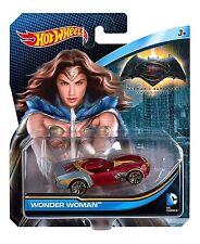 Hot wheels DC comics Batman vs Superman Dawn of Justice-Wonder Woman-DJM20