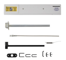 NEW! GATE HOUSE PUSH BUTTON EMERGENCY WINDOW BAR RELEASE KIT, 28400600
