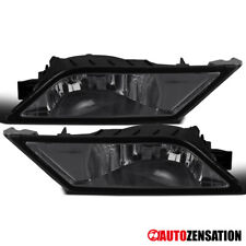 Fit Honda 11-13 Odyssey Smoke Lens Bumper Driving Fog Lights Lamps w/ Switch