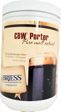 Briess CBW Porter (3.3 lb) Liquid Malt Extract for Home Brew Beer Making