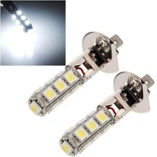 White Car Auto Practical H1 5050SMD 13 LED Headlight Fog Head Lights Lamp Bulb H