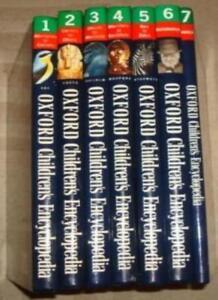 Oxford Children's Encyclopedia (Full set : volumes 1 through 7)