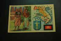 Vintage Cigarettes Card. FRENCH INDOCHINA. REGIONS OF THE WORLD COLLECTION