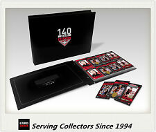 140 Years Essendon Club Hall Of Fame Album Set (130 + 9  Signature Cards)