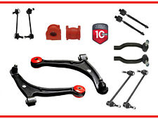 12PC Entire Front/Rear Suspension Kit with Front Bushings Acura MDX Honda Pilot